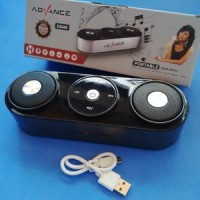 Speaker Blutooth Advance Es040 Suara Super Mantap