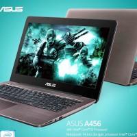 Asus A456UF Notebook gaming yg keren dan harga terjangkau