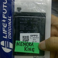 X909T Oppo find 5 new Baterai ( Oppo find 5 new BLP539 )