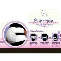 ANANNDA PREGNANCY BELT MAXI | PREGNANT BELT | SABUK IBU HAMIL