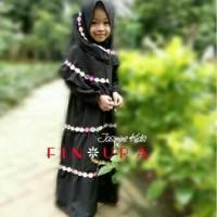 Jasmine Kids by Finoura (Hitam)