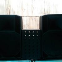 Box Monitor 15 inci Model RCF plus Tweeter 1 set