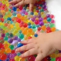 Jual Water Beads Hidrogel Crystall Ball Mainan Edukasi Belajar Sains Murah