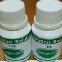TDS Meter Calibration Liquid - Cairan kalibrasi TDS Solution (2 pcs)