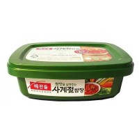 Korean Ssamjang Dipping Sauce Seasoned Soybean Paste Bumbu Korea