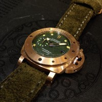 harga Panerai Luminor Submersible 382 / mido / tissot / casio / chanel / Tokopedia.com