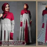 harga Shireen maxi  baju gamis / dress panjang Tokopedia.com