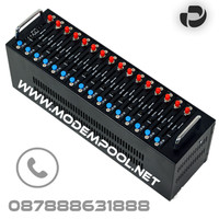Modem Pool 16 Port Wavecom Q2406B