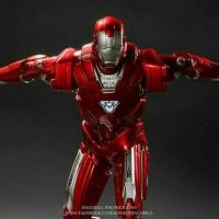 Jual Hot Toys Ironman Silver Centurion ( Iron man ) Murah
