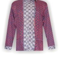 Kemeja Online , Mode Batik Modern, Gambar Baju Batik, KLK3
