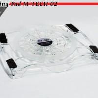 Cooling Pad / Fan External / Kipas Laptop Ekternal M-Tech 02