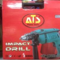 Bor Listrik / Impact Drill ATS Box Set
