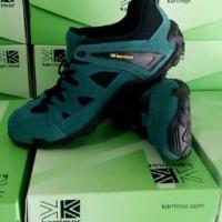 harga Sepatu Karrimor Summit Hiking Green Tokopedia.com