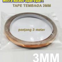 harga Tape Tembaga 3mm 3 meter Tokopedia.com