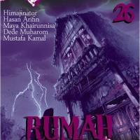 KOMIK FANTASTEEN#26 RUMAH HOROR