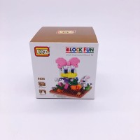 Lego Nanoblock Gardening Daisy