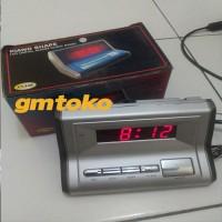 harga Radio Jam Digital + Alarm Merk Daiwa Tokopedia.com