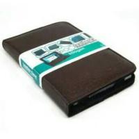 leather case gadget 7 in bisa rotasi 360