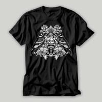 kaos BLACK CROWES ''cotton combed 24s Tshirt