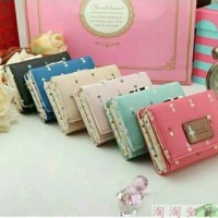 Dompet wanita dompet cewe dompet import Anabelle Wallet