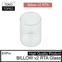 Replacement Glass Tank for BILLOW v2 RTA   High Quality EHPro
