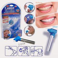 Jual Pemutih gigi Luma Smile teeth polish whitener pembersih plak karang Murah