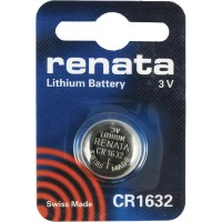 Renata CR1632 Batre Kancing Button Cell Lithium 3V Remote Mobil 1632