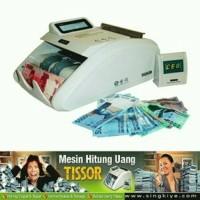 harga Alat Mesin Hitung Uang Tissor T-1020 (Money Counter) Tokopedia.com