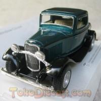 Ford Window Hijau (Diecast Miniatur Mobil 1/32 Kinsmart)