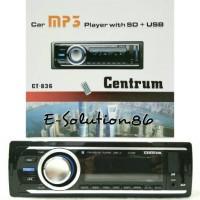 Tape Mobil Multimedia Centrum CT-836