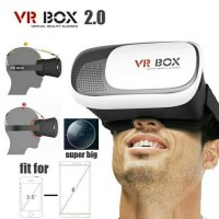 VR BOX Kaca Mata 3D &Game Virtual Reality Google Cardboard
