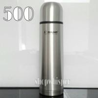 Termos Air Panas SHUMA 500 mili Stainless Steel bisa air dingin