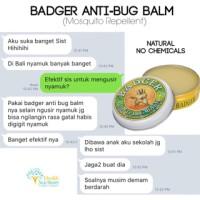 Badger Organic Anti Bug & Mosquito Repellent Balm - Balsem Usir Nyamuk