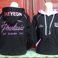 SNSD PHANTASIA IN JAKARTA JACKET jaket hoodie hoody gg staff yoona tae