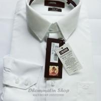 harga Kemeja Slim Fit Formal Kantor Putih Polos - Merk Cardinal (Original) Tokopedia.com