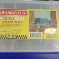 MINI BOX MK03 KENMASTER 18 SLOT