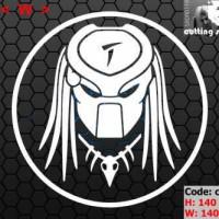 harga ea cutting sticker / decal    Code: ch-pre3    ( predator ) Tokopedia.com