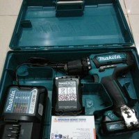 Makita DF 331 / DF331 Paket Bor Baterai Makita