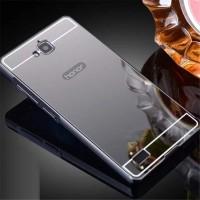 Huawei Honor 3c Lite - Aluminium Bumper Mirror Case
