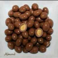 Jual Coklat Delfi (Almond atau Mede) 500gr Murah