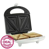 Sharo Sandwich Maker Pemanggang Roti KZS-70L White