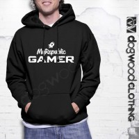 Jaket Hoodies Sweater Gamer My Republic Game Online