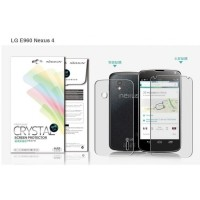 Nillkin LG Nexus 4 Clear Screen Protector (Front+Back)