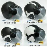 Helm Retro Bogo 7 OFJA CUOS