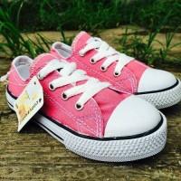 harga Sepatu Anak Converse All Star Pendek - Pink Tokopedia.com