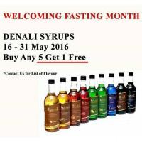 harga Denali syrup import Tokopedia.com