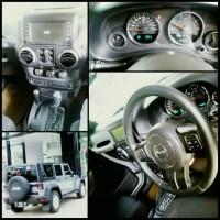 Jual Jeep Wrangler Rubicon 2014 Grey
