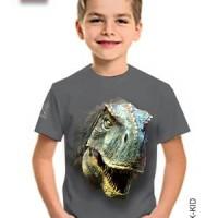 Jual Kaos 3D T-Rex, utk ANAK by Genethic Murah