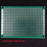 5x7cm PCB Double Sided Proto Board DIY Universal Prototype