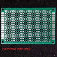 4x6cm PCB Double Sided Proto Board DIY Universal Prototype
